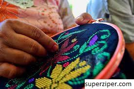 Karawo: Sulaman Tradisional Halus dari Gorontalo